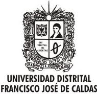 Universidad Distrital Francisco José de Caldas