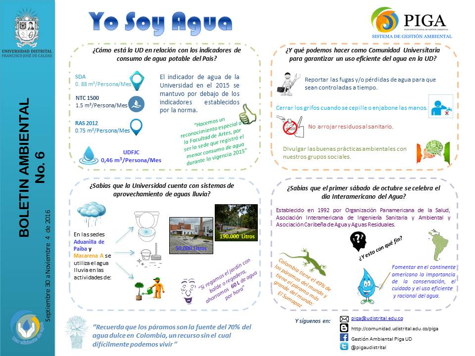 Boletin Yo Soy Agua 2. Versión 1 (Aprobado)