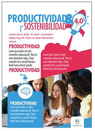 Esquema de Poster académico