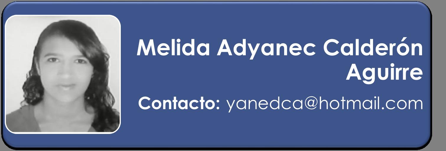 Melida Calderon